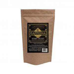 Caffeina Roasting Company Coordinates Coffee Blend