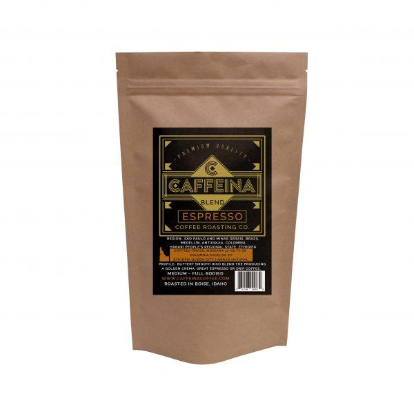 Caffeina Roasting Company Espresso Coffee Blend