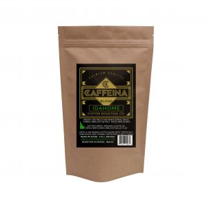 Caffeina Roasting Company Idahome Coffee Blend