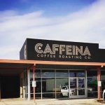 Caffeina Roasting Co. Building Boise Idaho