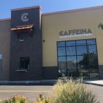 Caffeina Coffee Roasting Company Boise Idaho Overland Location outside photo